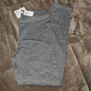 Lauren Conrad heather gray leggings